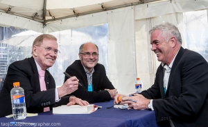 Michael Kirby, Daryl Dellora and Mick O'Regan