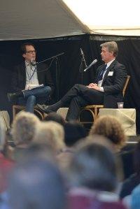 Chip Rolley interviews Glenn Carle