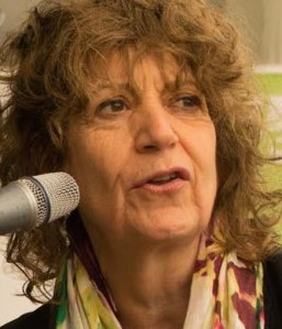 Susie Orbach, speaking at the 2014 Byron Bay Writers' Festival. Photo: Greg Saunders