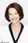 Julia Gillard crPeter Brew-Bevan